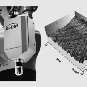 KRUSS SURFACE ROUGHNESS ANALYZER