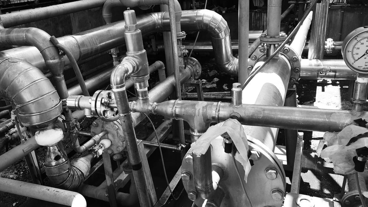 CO2 VAPORIZER SKID 08